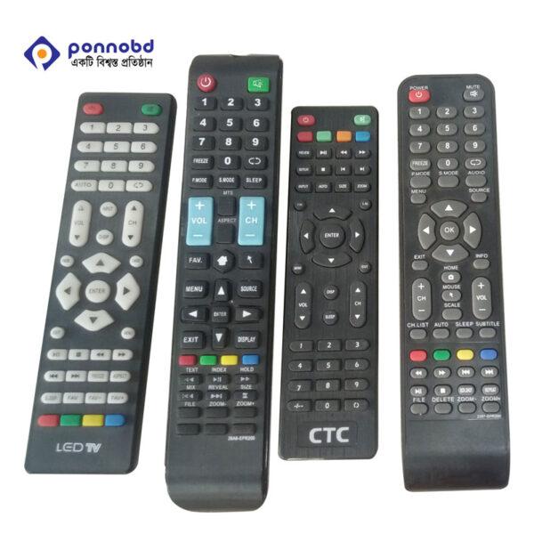 LED TV Universal Remote 3