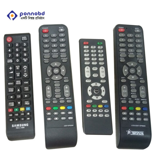 LED TV Universal Remote 2