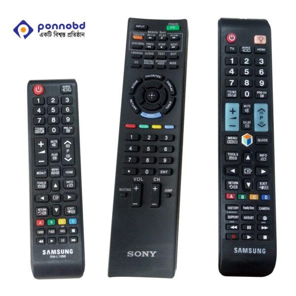 LED TV Universal Remote 1